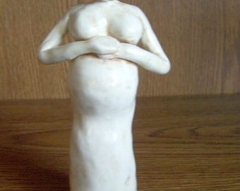 Pregnant Mother Figurine - Made to Order