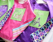 Custom Handmade Girls SuperHero Costume by Puddle Bug Designs
