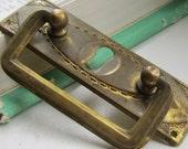 Vintage Key Hole Plate - escutcheons
