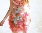 Chiffon Butterfly Dress by Koi Suwannagate