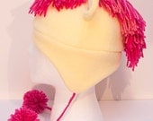My Little Pony Rose hat -closeout prototype-
