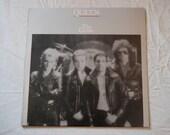 1980 Vinyl Record - Queen - The Game