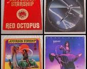 Vinyl Records Bundle - Grace Slick/Jefferson Starship (4 Records)