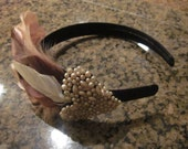 Old Fashioned Girl Headband