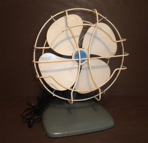 Vintage Fan From Liberty Distributors FanMaster No. 853