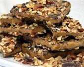 Delicious Almond Toffee  RECIPE