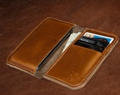 Horween Chromexcel Leather iPhone wallet