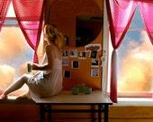 Tea House - 4x6 Lustre Gloss Print
