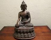 Bronze Buddha - Vintage 1900