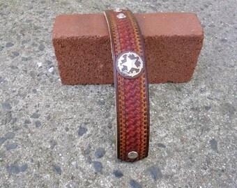 Fiery Midwestern Wristband