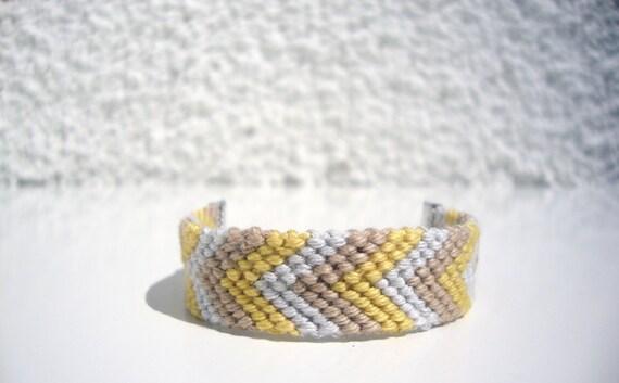 Sweet Mustard - Friendship Bracelet