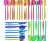 Rainbow Cutlery