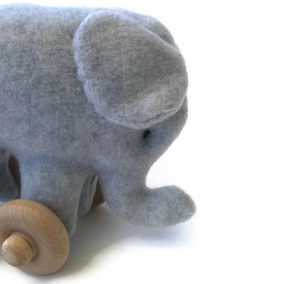 Elephant Baby Shower Centerpiece- Baby Shower Decoration