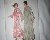 Mens or Misses Caftan Sewing Pattern