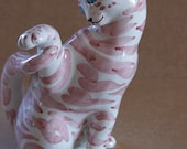 Italian Cat Figurine by Raymor ..... On Hold For a customer