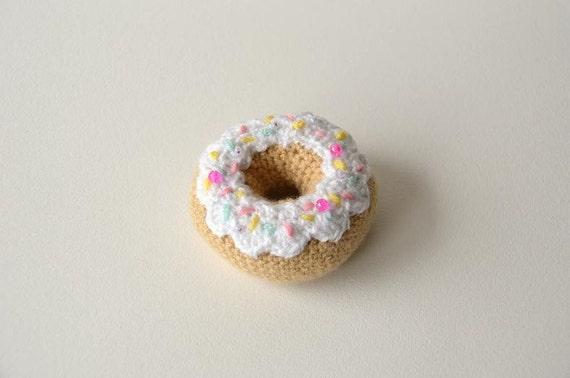 Amigurumi Donut Patron : Donut Crochet Pattern Dough Nut Crochet by VliegendeHollander