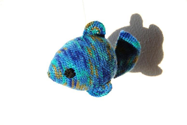 Amigurumi Crochet Fish Pattern : Fish Crochet Pattern Fish Amigurumi Pattern Crochet Fish