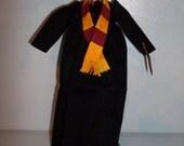 Barbie Gryffindor Robes from Harry Potter