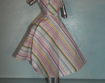 Barbie 50's  Wrap Around Sundress
