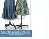 Indygo Junction Great Fit Gored Skirt Sewing Pattern