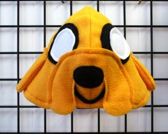 Jake the Dog Hat from AdventureTime