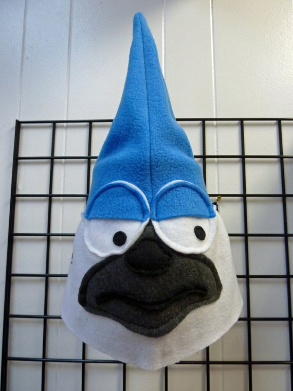Mordecai Hat from Regular Show