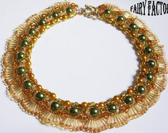 20% off - Marquise - Necklace Pattern