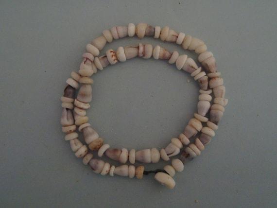RESERVED FOR TALIA - Hawaiian puka cone shell necklace - Hawaii seashell jewelry