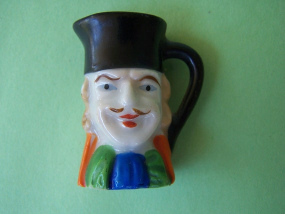 miniature pitcher character jug