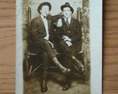 Vintage photo/postcard