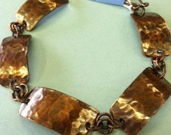 Copper Plate Bracelet