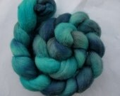 Zoot Shetland Combed Spinning Top (roving) 4.2 oz Free U.S. Shipping