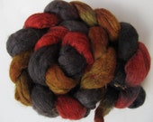 Hound of the Baskervilles Oatmeal BFL Spinning Top (Roving) 3.9 oz Free U.S. Shipping