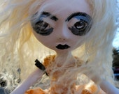 Handmade Art Doll Calliope