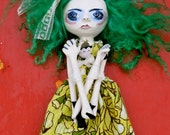 St. Patrick's Art Doll Green Catriona