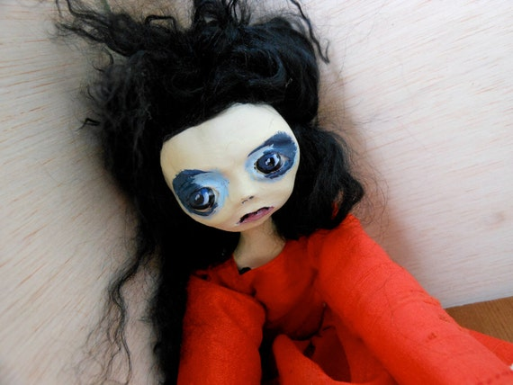 OOAK Art Doll Laura
