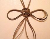 Western Rope Cross