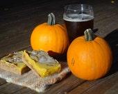 Goat Milk Soap --Pumpkin Beer