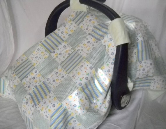 Universal Fit Duck Baby Car Seat cover
