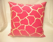 18 x 18 Pillow Cover.