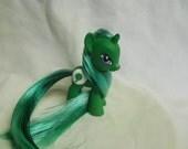 My Little Pony Custom Carebear Goodluckbear