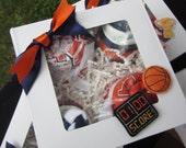 Illini Cupcakes - Illini Infant Gift Box - U of I Baby Gift