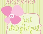 Reserved Listing for Cassie