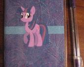 My Little Pony 2015 Weekly Planner calendar- Twilight Sparkle