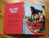 Large eReader Case Cover - The Gift Horse - Kindle 3, Kindle Fire (Nook Color, Nook Tablet)