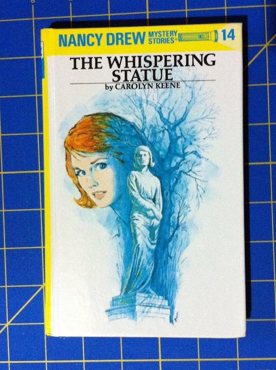 Medium 7.5x4.8 eReader Case Cover - Nancy Drew: Whispering Statue - Kindle 3, Kindle Fire