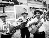 Mariachi Street Band - 11x14 Print - OTHER SIZES AVAILABLE