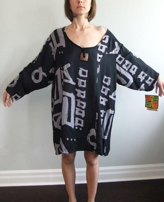 ethnic kaftan, tribal dress