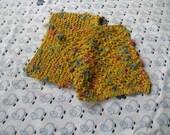 2 pc. Hand Knit Dischcloth Set