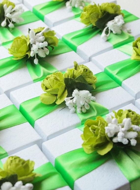 Wedding Favors Pastel Green Gold Weddings Ocean Blue Weddings Bridesmaid Gifts, Ring Jewelry Box